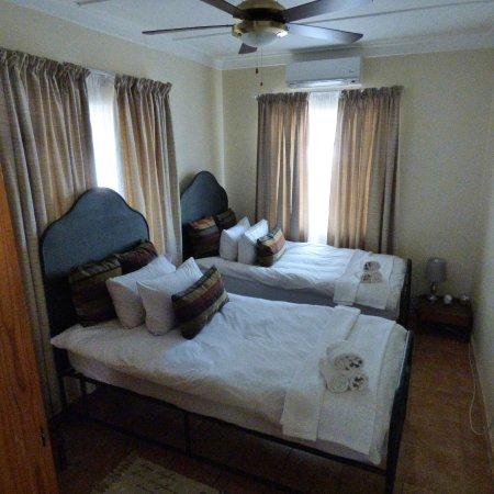 Tsumeb, Namibia: First Twin Room
