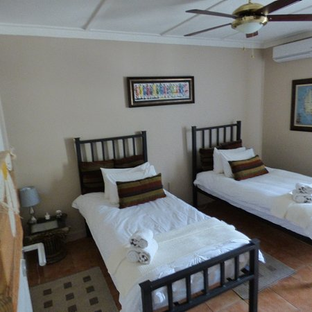 Tsumeb, Namibia: Second Twin Room
