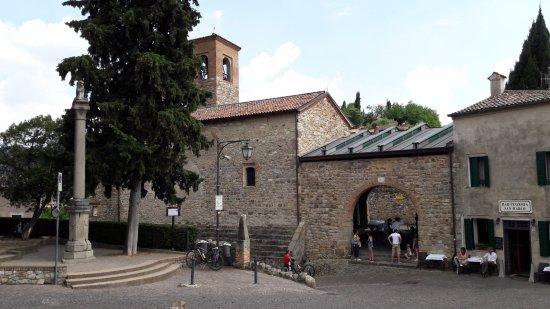 Arqua Petrarca, Itália: Loggia dei Vicari