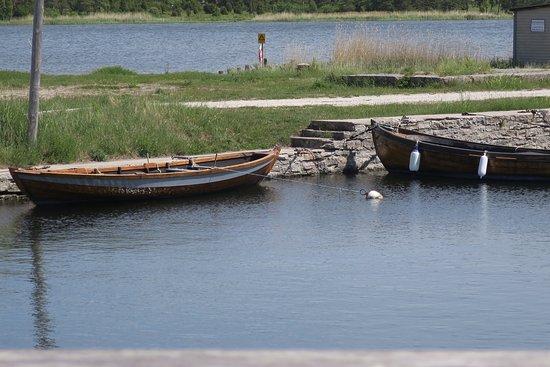Sjokrogen i Valleviken AB: Fina träbåtar