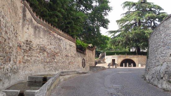 La fontana del Petrarca