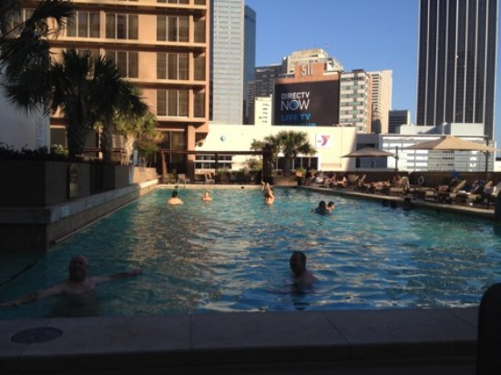 Fairmont Dallas: Pool