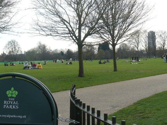 Marble Arch Inn: Hyde Park à 10 minutes à pieds