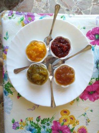 La Casa di El: Breakfast, homemade jams