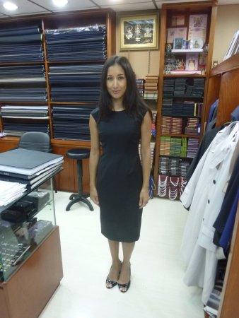 Tailored Dress Picture Of Om Custom Tailors Men S Women S