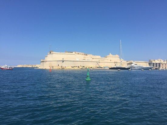 Birgu (Vittoriosa), Μάλτα: Grand Harbour