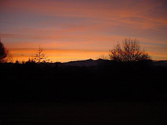 Himeville, Νότια Αφρική: Sunrise