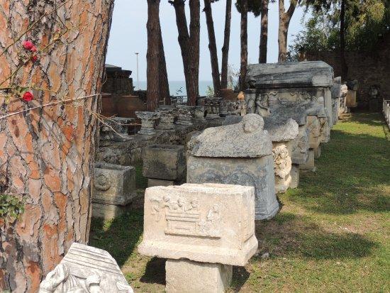 Side Museum: Sarkophage