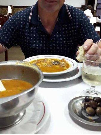 Almeirim, Portogallo: sopa da pedra