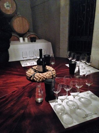 Constantia, Sør-Afrika: Well set out and an excellent tasting