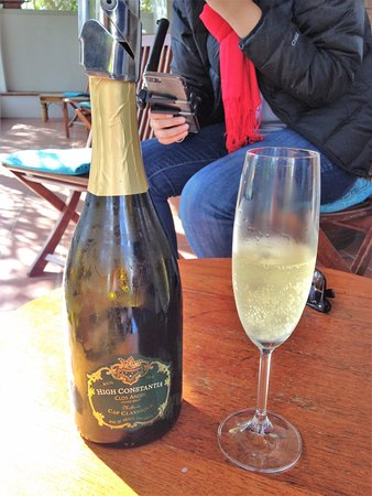 Constantia, Sudáfrica: MCC to die for!