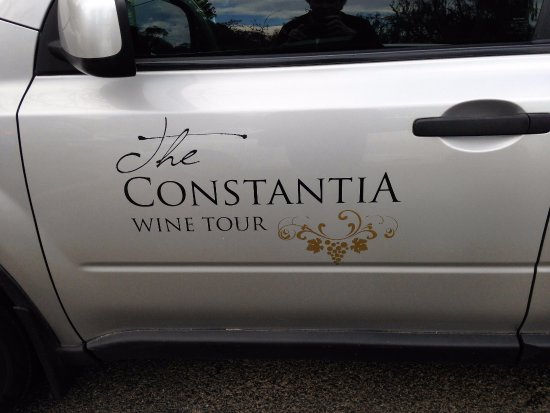 Constantia, Afrika Selatan: Well worth the experience. Thank you Blake!