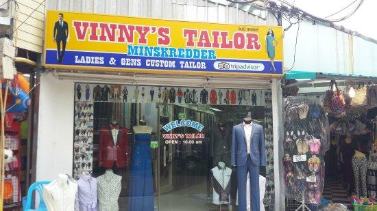 Vinny's Tailor