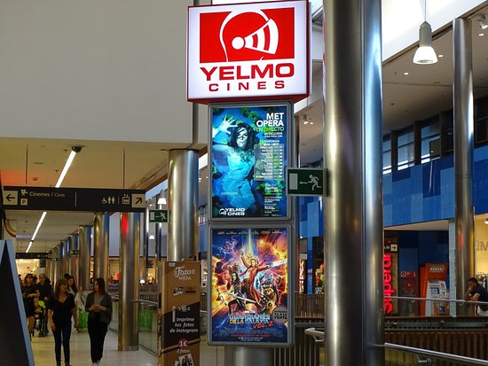 Yelmo cines tarragona all you need to know before you go for Yelmo cines barcelona