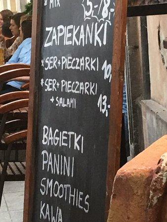 Cafe Baguette Photo