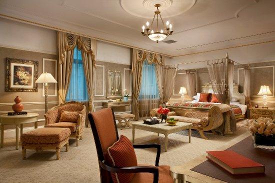 Beijing Hotel NUO: Presidential Suite Bedroom
