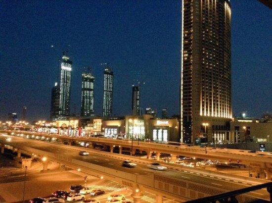 Roda Al Murooj: View