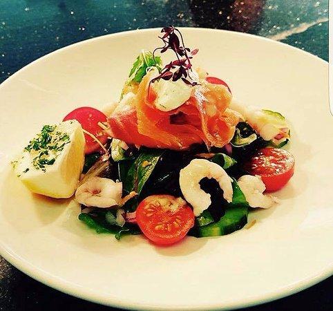 Hythe, UK : Restaurant Food