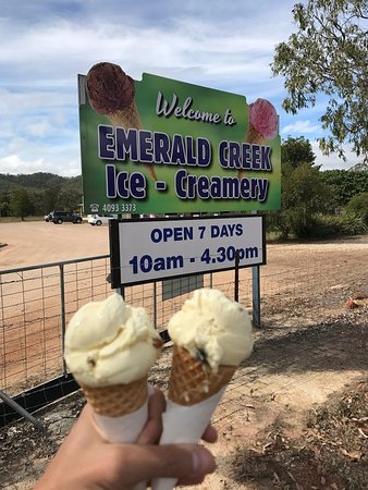 Mareeba, Australia: Yum.