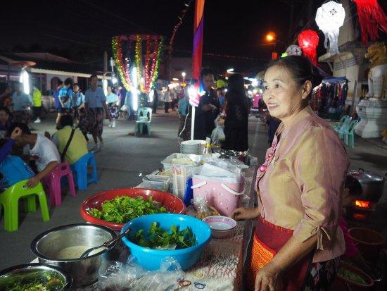 Chiang Khong, Thailand: The Old Town Chiangkhong