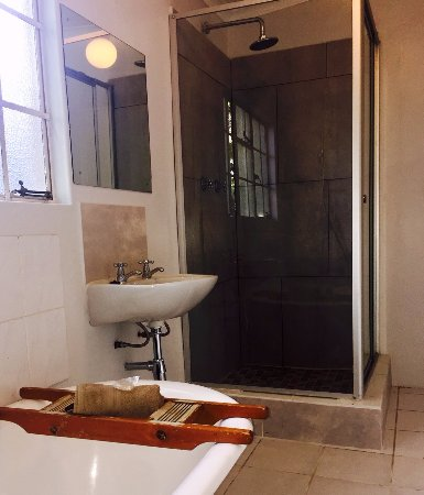 Greytown, Νότια Αφρική: Luxury En-suite Bathroom