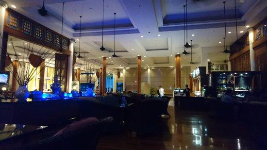 Holiday Inn Kuala Lumpur Glenmarie: ラウンジ