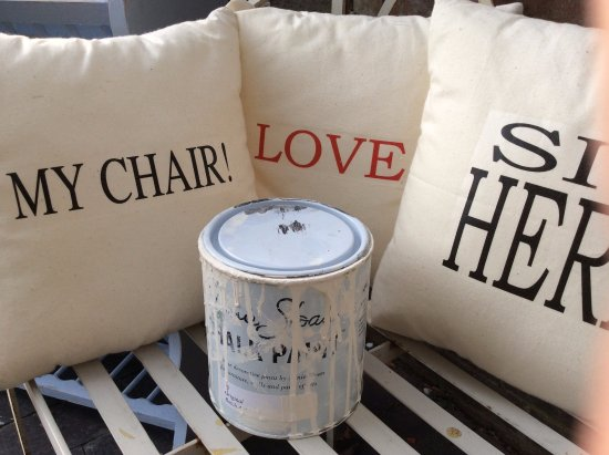 Tenterden, UK: Unique Handmade and Personalised Gifts and Annies Chalk Paint