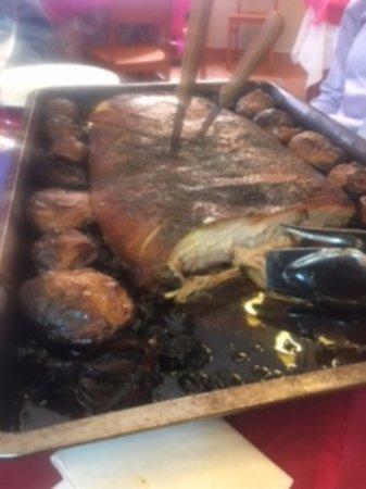 Cocentaina, Spain: carne ( no recuerdo el nombre..)