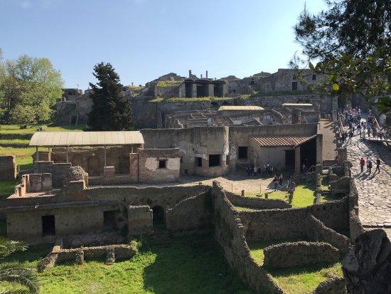 Pompei Sightseeing