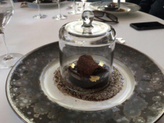 First dessert picture of la table de plaisance saint for La table a dessert