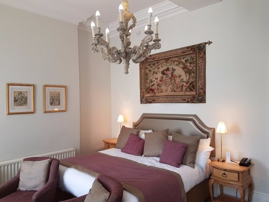 Fawsley, UK: Interior Room
