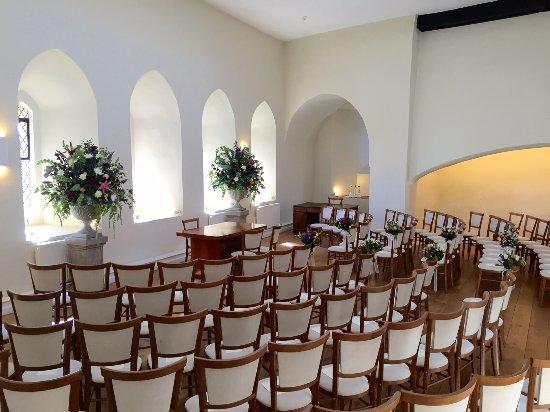Farnham, UK: Lantern Hall - perfect for wedding cermonies