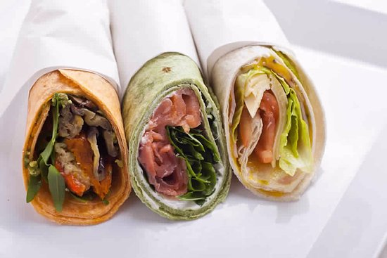 Orgiva, Spain: For all the wrap lovers