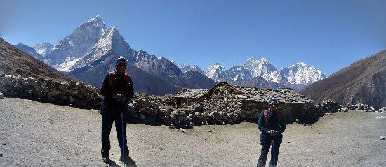 Kathmandu Valley, Nepal: Everest Base Camp trek April 2016