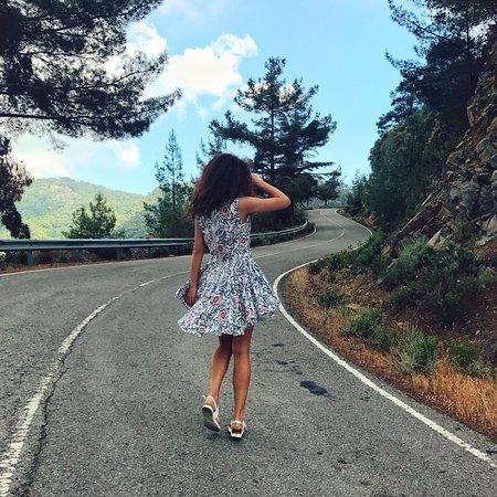 Vouni Panayia Winery: Дорога к этому чудесному месту максимально живописная , как и само место ! Обязательно к посещен