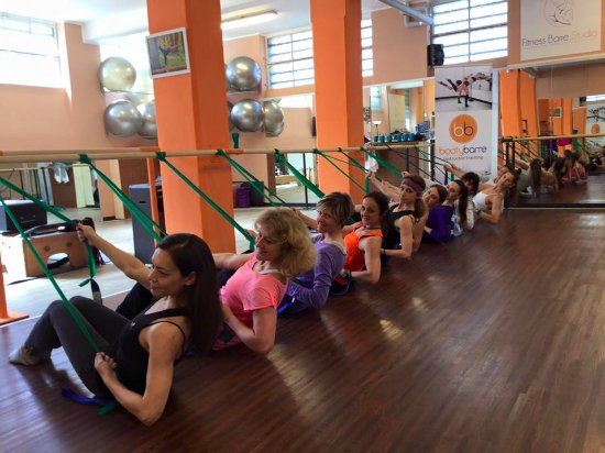 Fitness Barre Studio