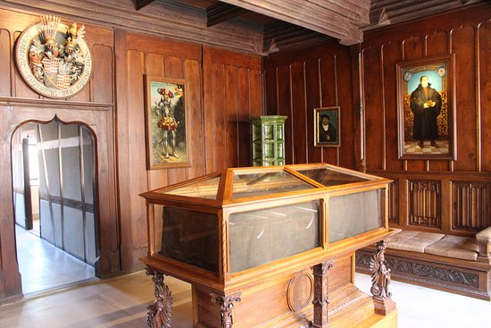 Luther Sterbehaus Museum