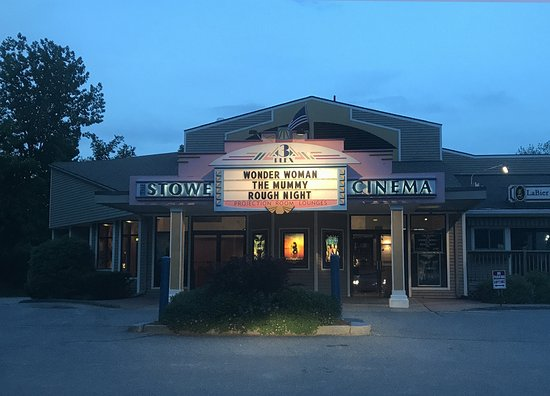 Stowe Cinema 3 Plex