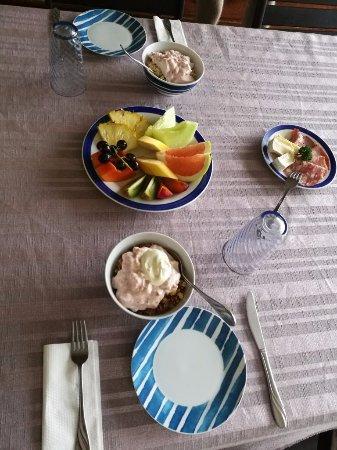 Edge Hill, Australia: Frühstück / breakfast
