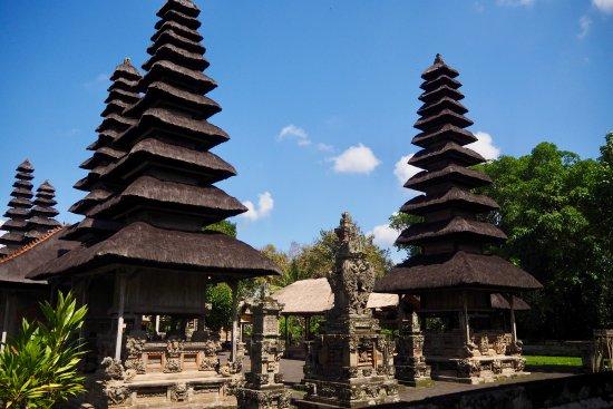Mengwi, Endonezya: Temple