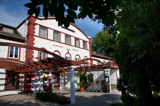 ホテルバラニャ ハルカーニ