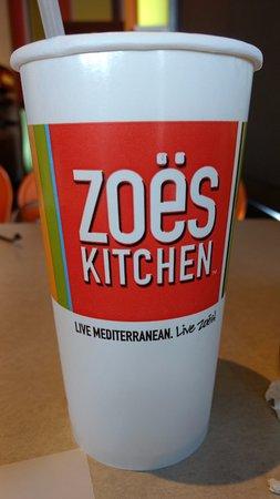 Zoes Kitchen Logo zoes kitchen - picture of zoes kitchen, cedar park - tripadvisor