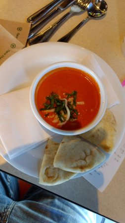Cedar Park, TX: Tomato Bisque - soup