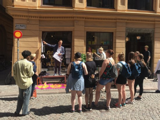 Magic Places free guide to Stockholm