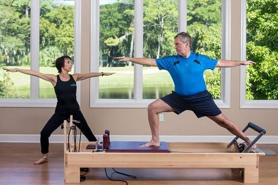 Hilton Head Health: Book a personal pilates session during your stay.
