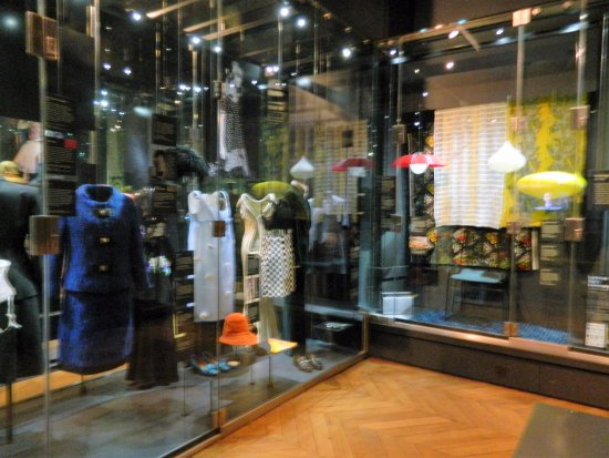 The Bowes Museum: costume exhibition