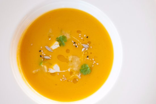 Kingsbridge, UK: Soup