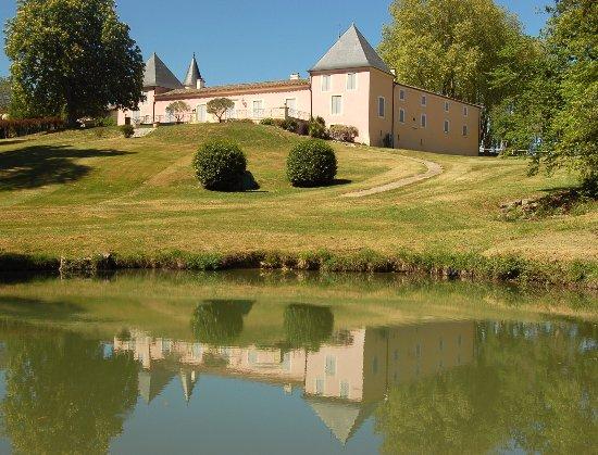 Château Les Dames de La Renardière