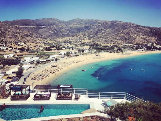 Ios Palace Hotel: Perfect beach holiday!