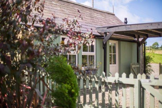 Glynarthen, UK: Garden Room